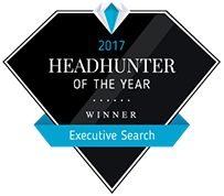Logo Winner Headhunter of the Year 2017